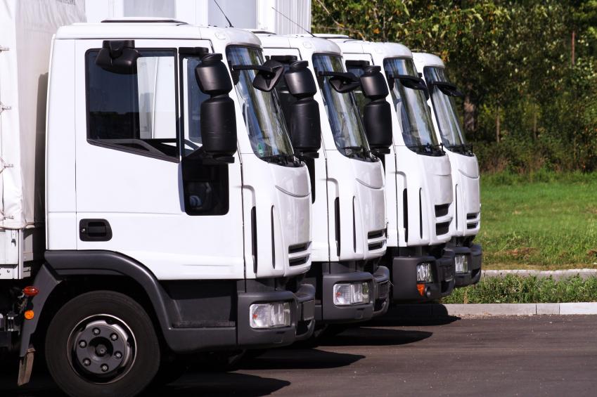 "Freight companies will likely begin using ""greener"" trucks?"