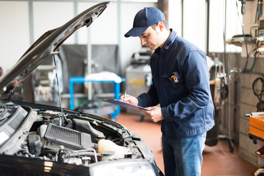 The parts used for a repair job should be carefully chosen
