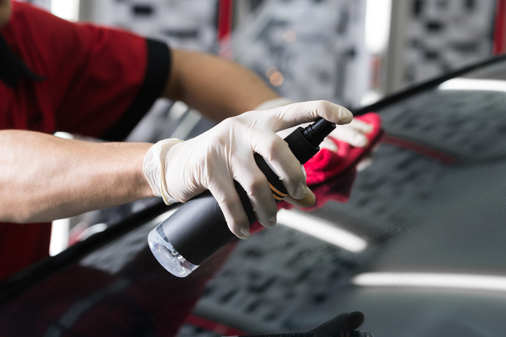 Start your career in auto detailing right
