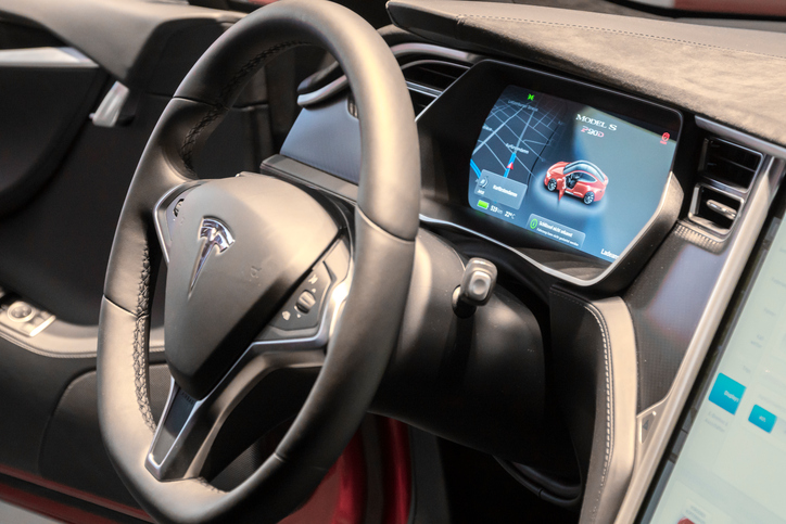 Telematics and infotainment systems do share some similarities, but offer very different features as well