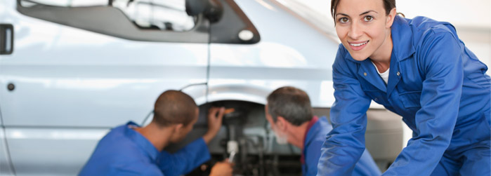Automotive Service Technician Training in Cambridge, Surrey, Montreal and Toronto