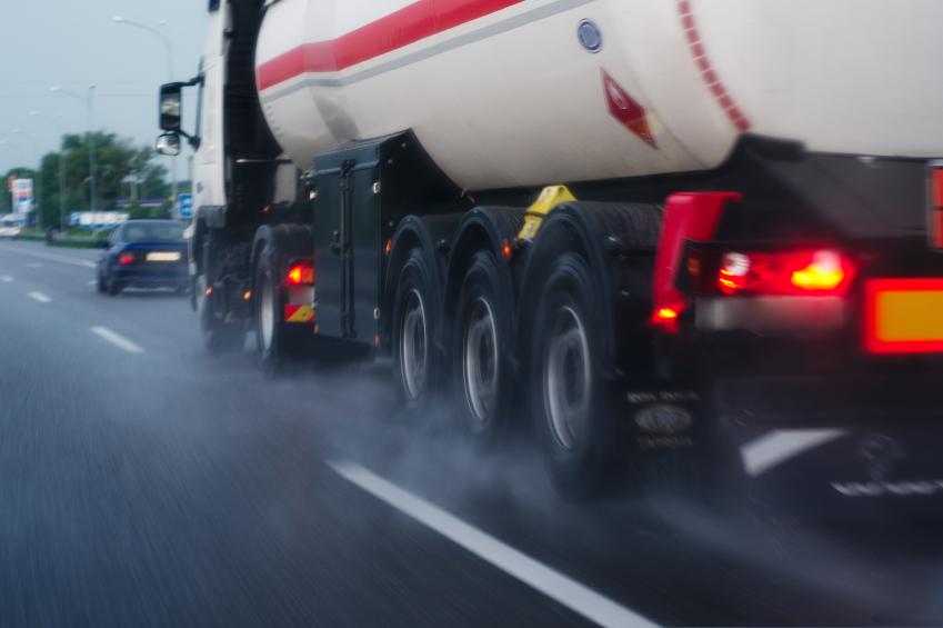 Driver behaviour, like excessive braking, can affect the cost of maintaining a truck.