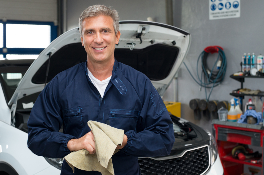 More experienced mechanics charge more for their services