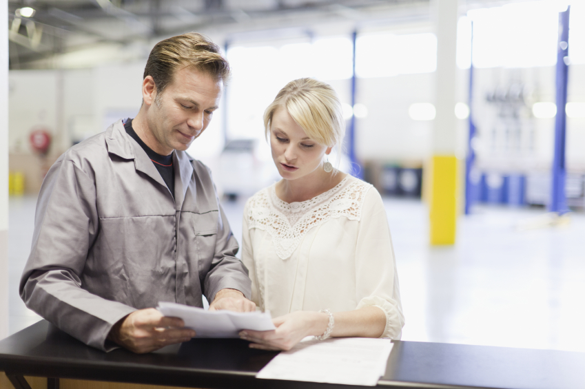 how to become a service advisor
