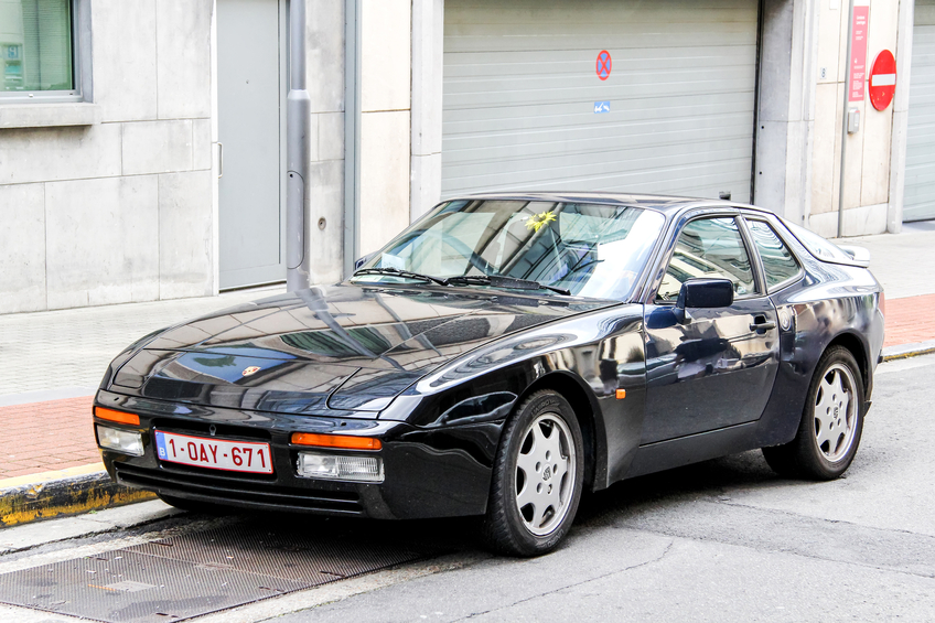 Many Porsche 944s are still on the road today