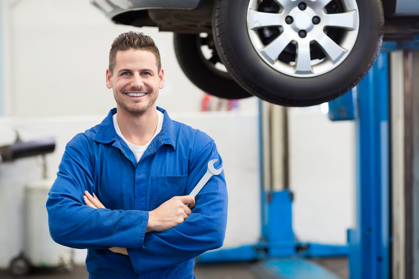 Auto mechanics have stable careers where they get to do what they love for a living