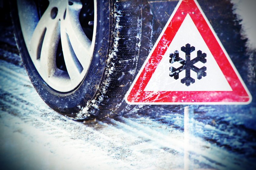 Pros with automotive training know winter tires are essential for safety