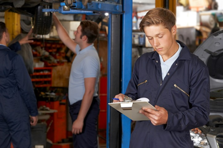Automotive schools can help you train and enter a career quickly