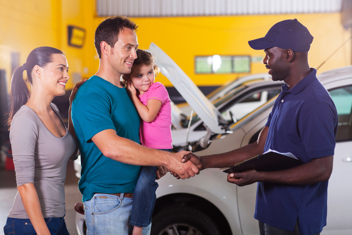 It's often better to speak to customers directly when dealing with more complex repair jobs