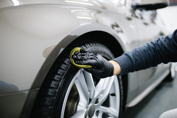career in automotive detailing