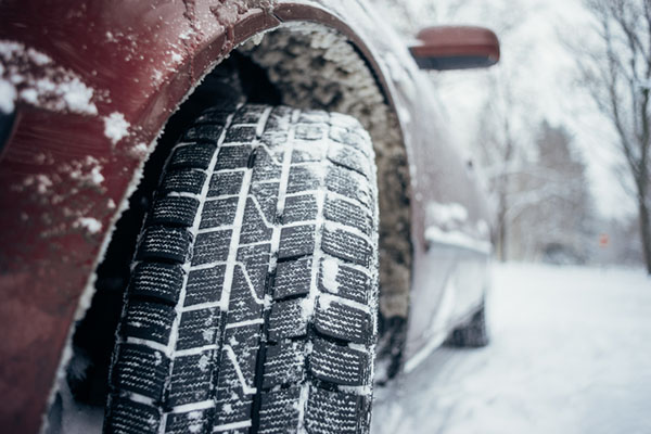 Tire pressure and tread should be checked regularly