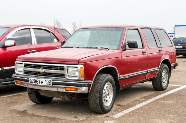 Despite its nameplate, the new Blazer crossover isn't much like the more truck-based old Blazer