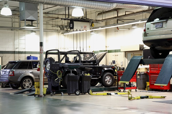 While rare a few decades ago, today SUVs dominate dealerships and automotive repair shops