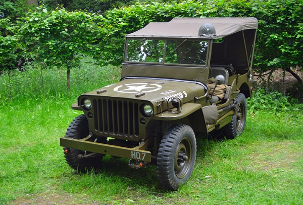 "Developed during World War II, the American ""Jeep"" was the predecessor of the modern SUV"