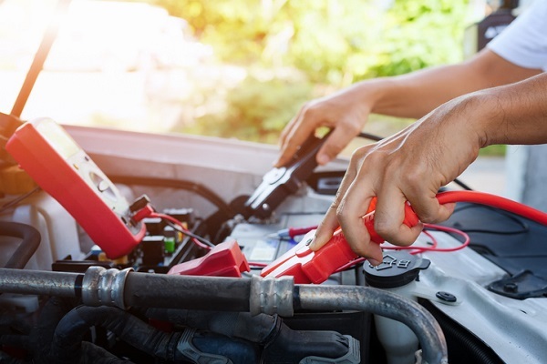Auto mechanics know that extreme temperatures of all kinds affect car batteries