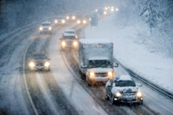 Winter driving conditions can have a negative effect on a car's fuel efficiency