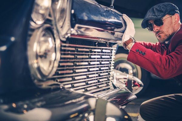 If you're dreaming of a classic car to fix up, narrow your search and get specific