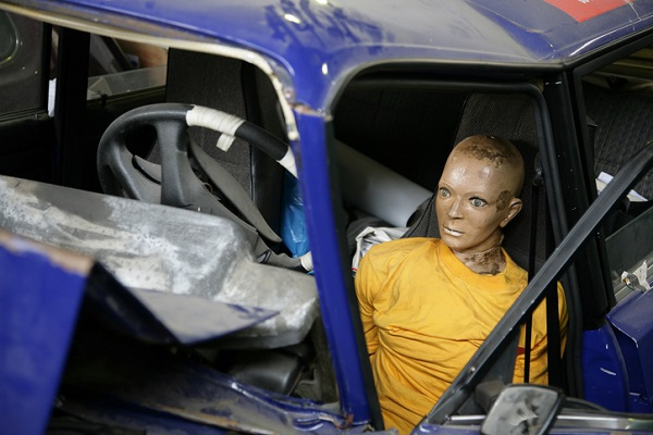 Crash testing is essential to car safety