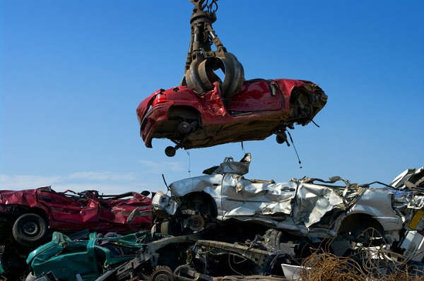 Millions of cars worldwide are recycled every year