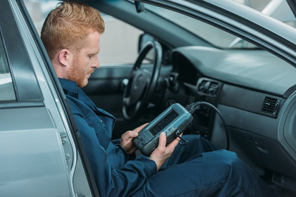 Diagnostic tools can save hours' worth of time for the mechanic