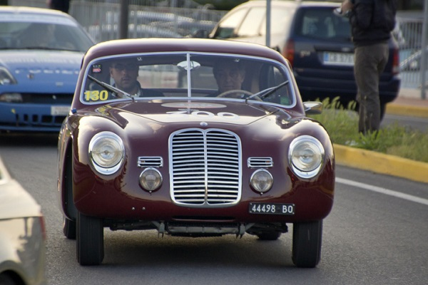 The Maserati A6 1500 is a popular model from the late '40s and early '50s