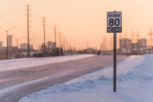 There's no way anyone could have slipped by a police officer driving 80 km/h in 1896