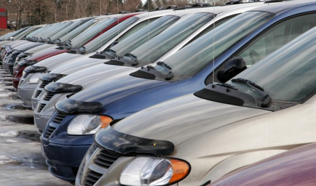 The winter climate can make car owners less inclined to visit dealerships