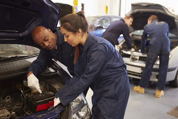 car mechanics training