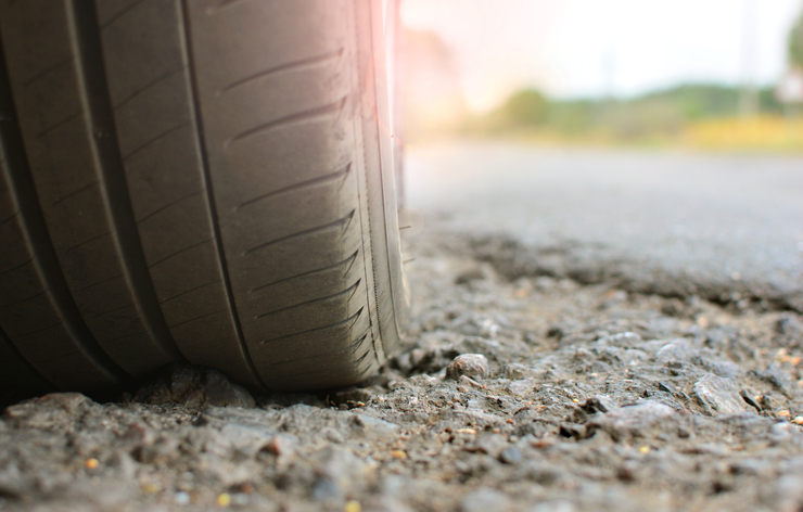 Eco-friendly tires are known for their low rolling resistance