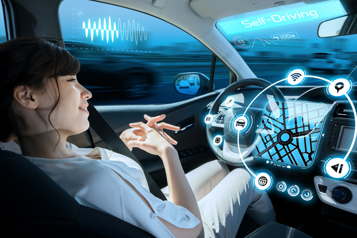 Cars of the future could be increasingly autonomous in nature